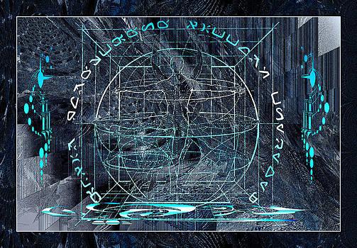 Robert Kernodle - Ice Planet Glyph