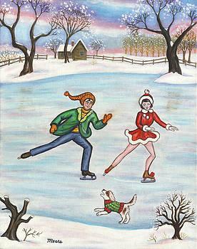 Linda Mears - Ice Skaters