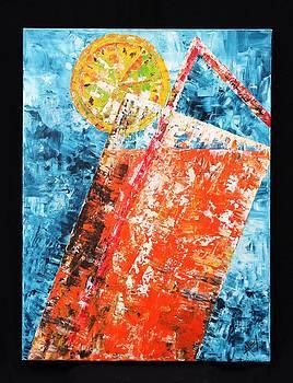Ice Tea M. Thomas by Alexandra Mariani