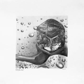 Ice Temporality  by Sarah Sutherland