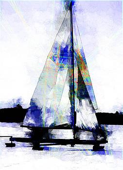 Iceboat by Scott Smith