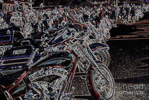 Anthony Wilkening - Iced Out Bikes