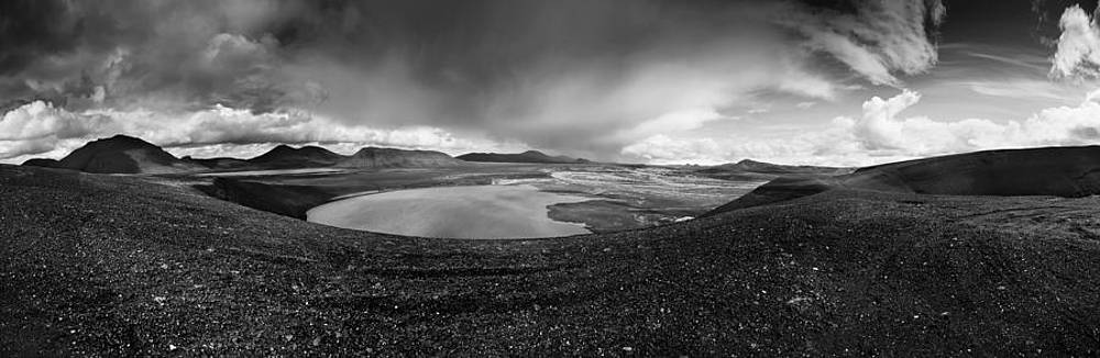 Iceland Landmannalaugar by Nina Papiorek