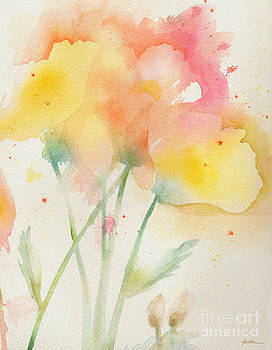 Iceland Poppies by Sheila Golden