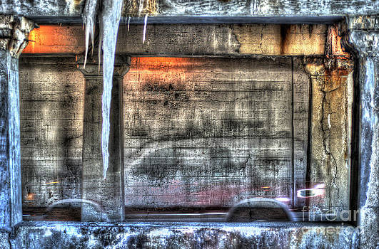 Icicle 5 by Jim Wright