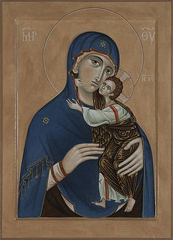 Phil Davydov  - Icon the Mother of God of Tenderness