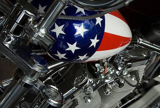 Iconic Harley Davidson by Austin Brown