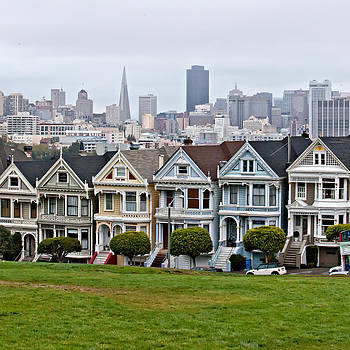 Art Block Collections - Iconic Painted Ladies