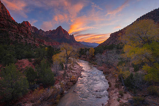 Iconic Zion by Joseph Rossbach