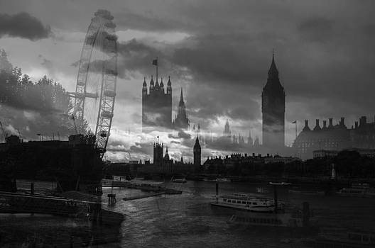 Icons of London by Simon Hackett