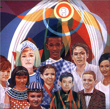 Glenn Bautista - ICXC - Peace 1967