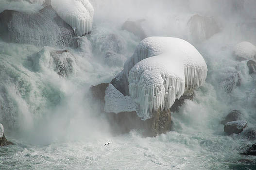 Icy Falls by Tracy Munson