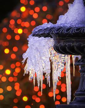 Icy Illuminations by Chris Malone