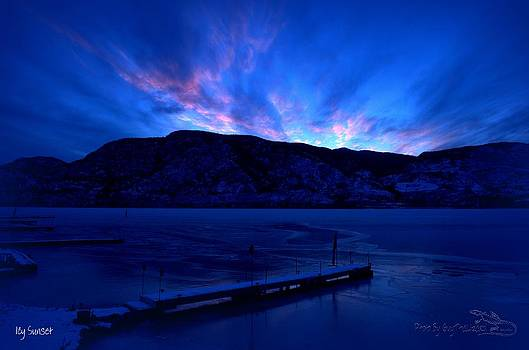 Guy Hoffman - Icy Sunset 02-06-2014