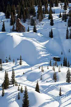 John Daly - Idarado in the winter