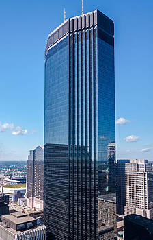 IDS From Top of Foshay by Lonnie Paulson