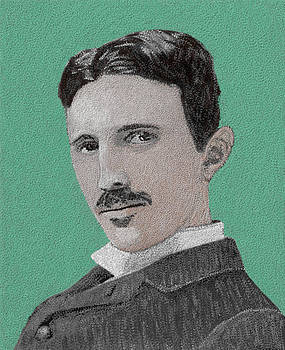 If You Could Read My Mind...Tesla by G Cannon