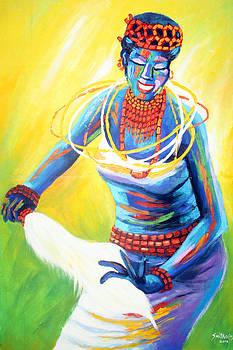 Igbo Dancer by Olaoluwa Smith