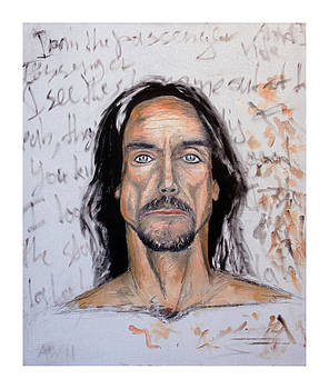 Iggy Pop by Anton Ershov