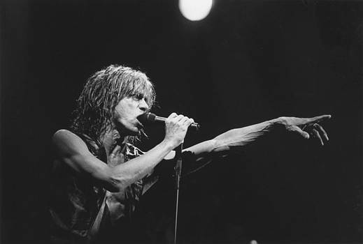 Iggy Pop Live at the Fillmore by Stephen Farley