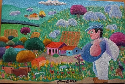 Ignacio Da Nega Artista Naif  by Naifjunior Naifjunior