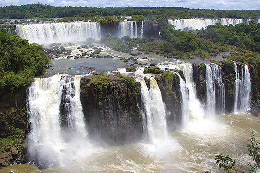 Venetia Featherstone-Witty - Iguacu Falls Brazilian Side