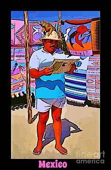 John Malone - Iguana Man the Poster