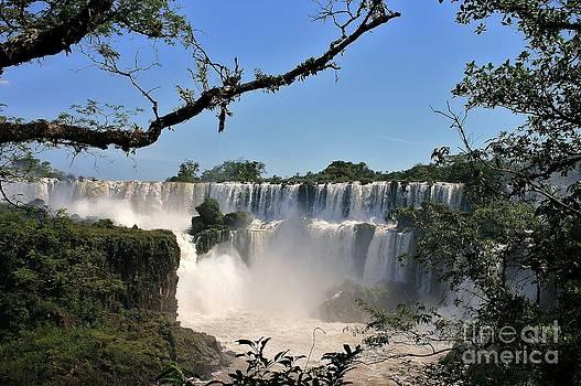 Iguazu Falls by David Gardener