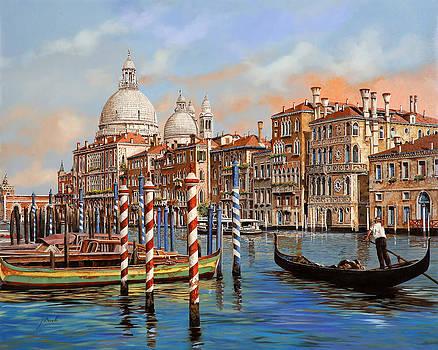 Il Canal Grande by Guido Borelli