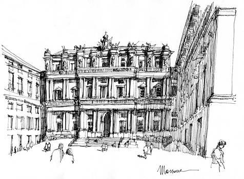Il Palazzo Ducale di Genova by Luca Massone