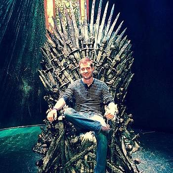 I'll Claim The Iron Throne! by Christopher Jones