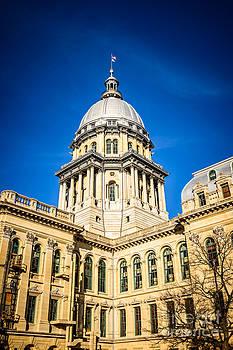 Paul Velgos - Illinois State Capitol in Springfield Illinois