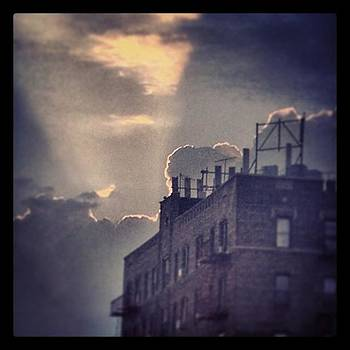 Illuminate Your Queens #nyc #sky by Joshua Plant