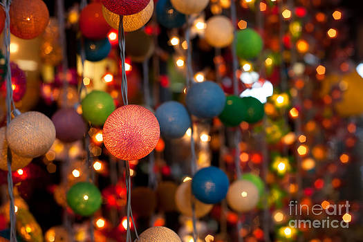 Illuminated decoration  by Fototrav Print