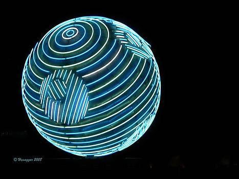 Hemu Aggarwal - Illuminated Globe