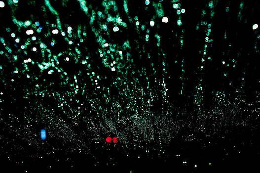 Off The Beaten Path Photography - Andrew Alexander - Illuminated Raindrops