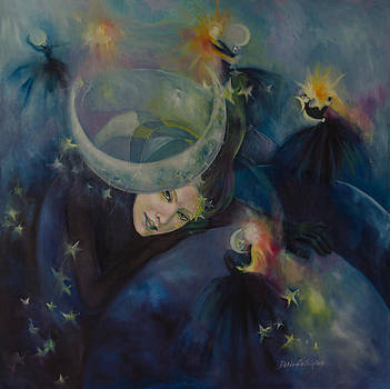Illusory Waltz by Dorina  Costras