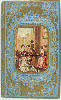 Illustrated Cover by British Library