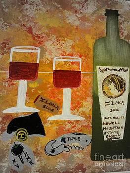 Ilona Wine by Dori Meyers