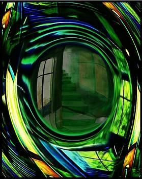 Im Auge des Betrachters by Gertrude Scheffler