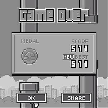 Im Good #flappymaster by Makae Kae