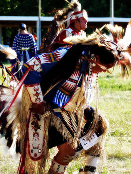 Terry Eve Tanner - Images of a Pow Wow