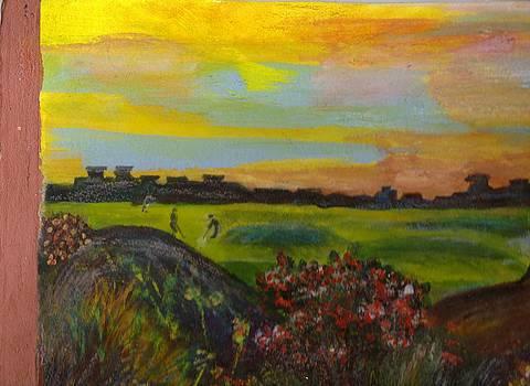 Anne-Elizabeth Whiteway - Imaginary Golf Course