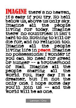 Nik Helbig - Imagine - John Lennon