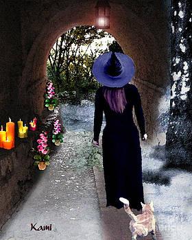 Kami Catherman - Imbolc Witch