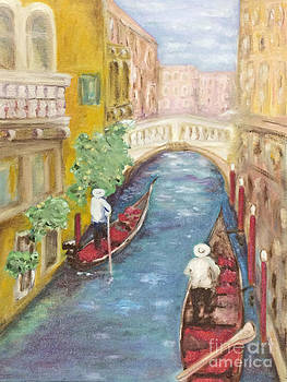 Immortal Venice by Barbara Anna Knauf