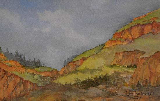 Imnaha Bluffs by Lynne Wright