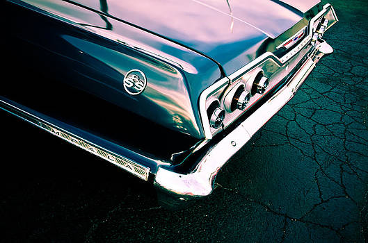 Impala on Asphalt by Off The Beaten Path Photography - Andrew Alexander