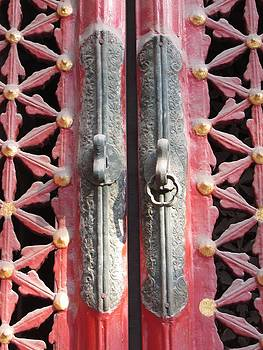 Alfred Ng - imperial door detail