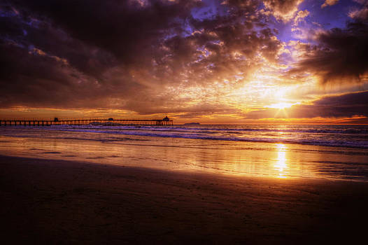 Imperial Sunset by Gabhan MacLochlainn